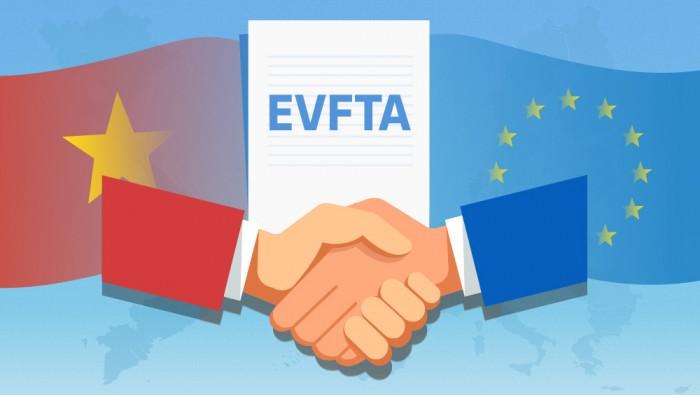 Sớm ban hành biểu thuế thực hiện EVFTA