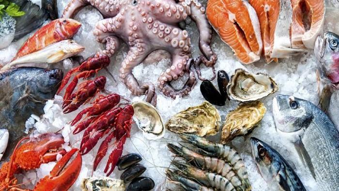 Logistics cho hàng thủy hải sản Việt xuất khẩu