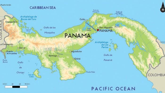"""Kênh Đào Panama – Con Đường """"Thủy Lộ"""" Chủ Chốt Của Thế Giới"""