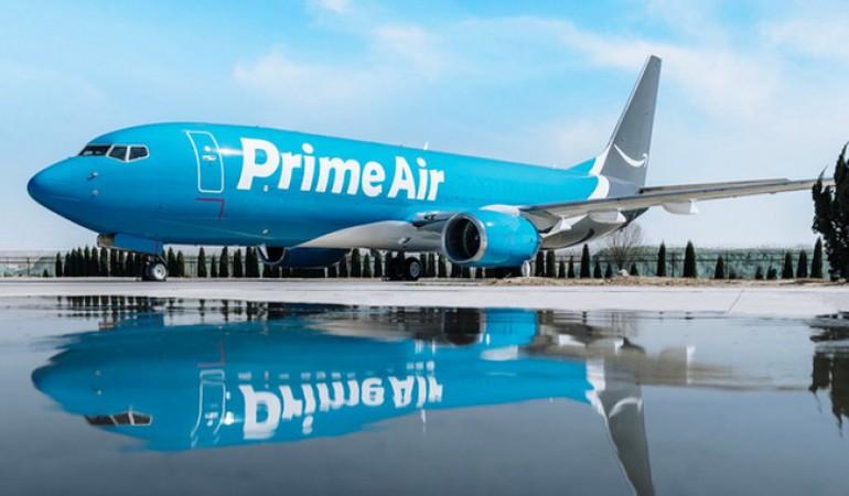 """Lần đầu tiên Amazon tậu hàng loạt máy bay thương mại """"second hand"""" để ship đồ, tất cả là nhờ Covid"""