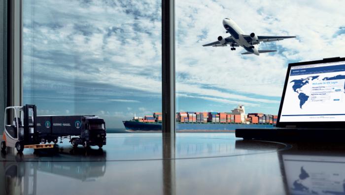 Việc mua lại Apex được thiết lập để đưa K + N trở thành nhà giao nhận vận tải hàng không hàng đầu