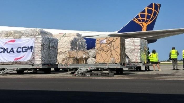 Hãng tàu CMA CGM khai trương khai thác hàng không A330F