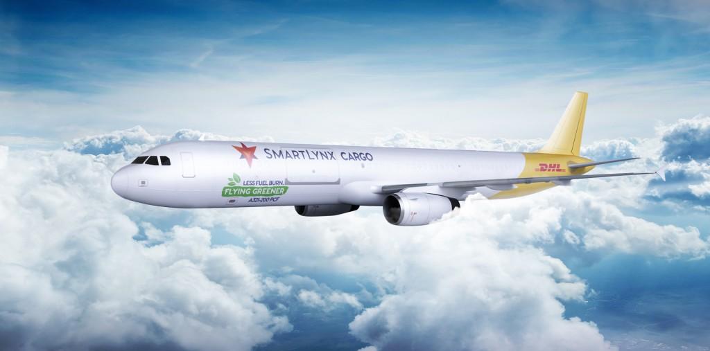 DHL Express bổ sung thêm các máy bay A321F đã chuyển đổi của SmartLynx Malta vào đội bay