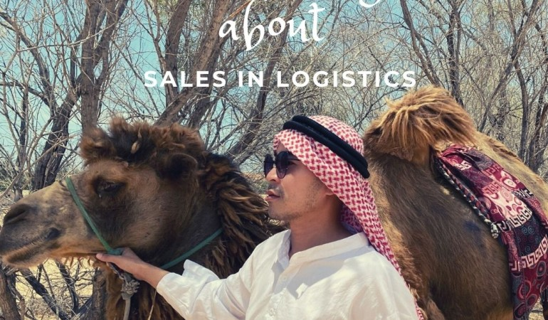 Share things about sales in logistics (Chia sẻ những điều về Sales trong Logistics)