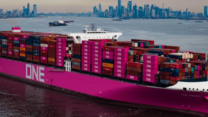 ONE áp phụ phí tắc nghẽn cho hàng lạnh vận chuyển đến cảng Yantian