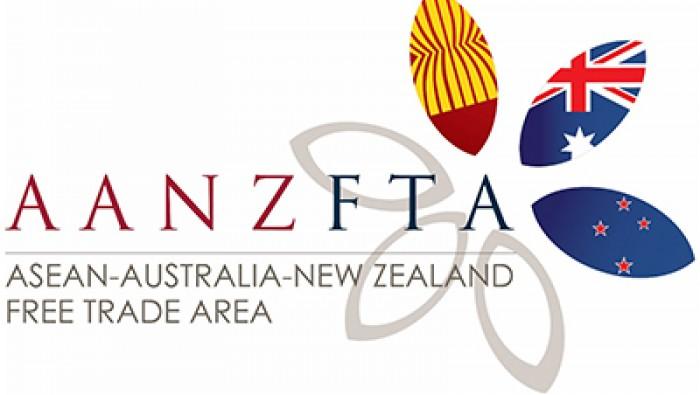 AANZFTA –  Hiệp định thương mại tự do ASEAN – Úc / New Zealand