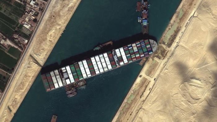 Nếu không có kênh đào Suez