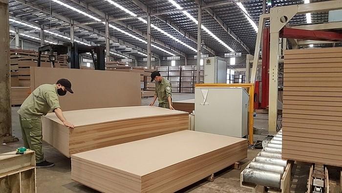 Xuất khẩu gỗ và sản phẩm gỗ sang EU tăng trưởng tích cực