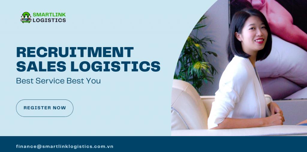 Tuyển dụng Sales Logistics