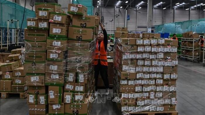Alibaba nâng cấp mạng lưới logistics cho mua sắm miễn thuế