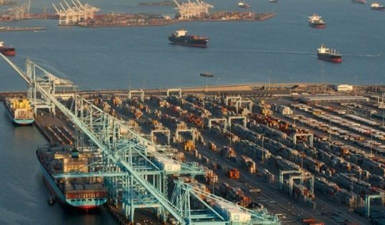 Cảng Los Angeles tăng trưởng nhanh sản lượng container xếp dỡ nhưng niềm vui không trọn vẹn