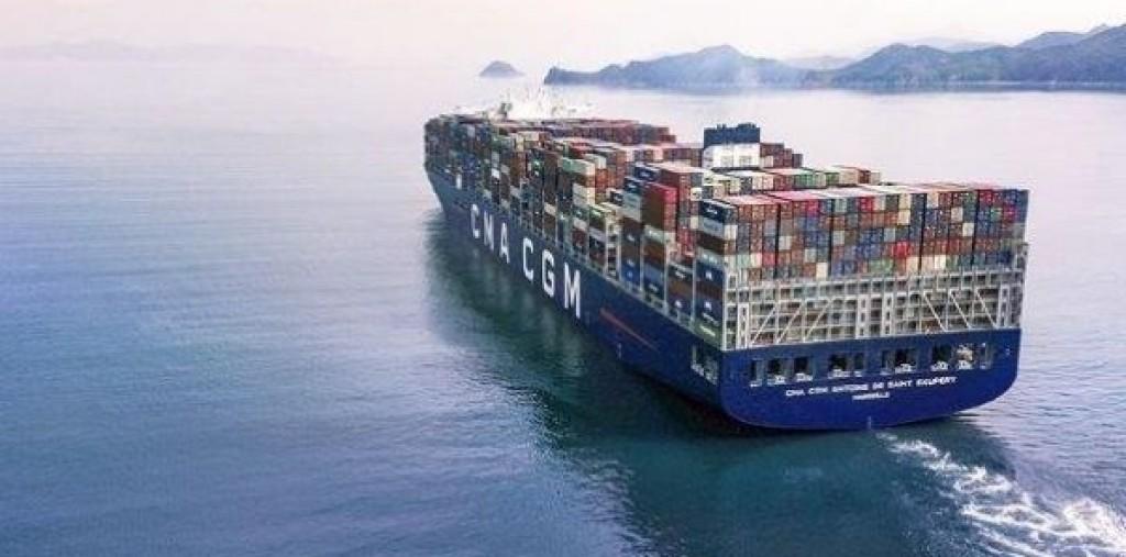 CMA CGM quyết định dừng tăng tất cả giá cước vận chuyển container ngắn hạn