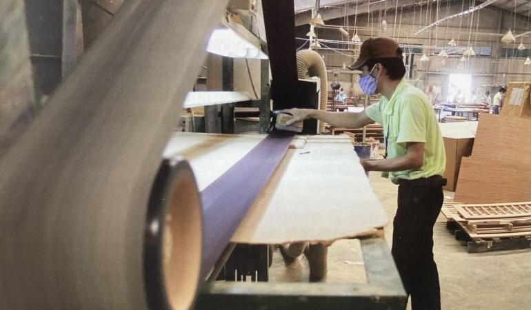 Gỗ và sản phẩm gỗ Việt Nam xuất khẩu tăng mạnh